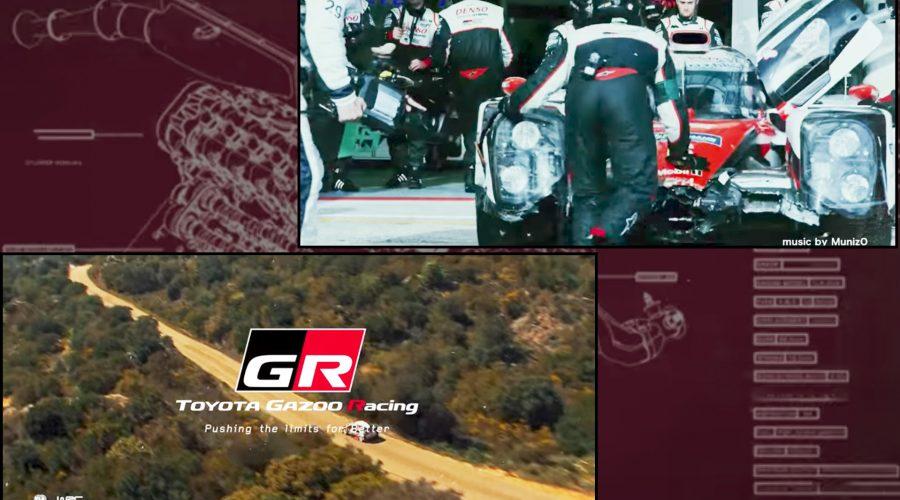 MunizO×TOYOTA GAZOO Racing