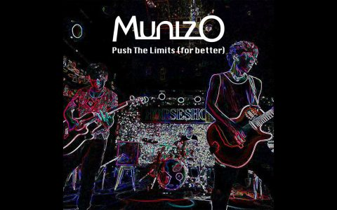 """Push The Limits (For Better)"" released by Universal Music/Virgin Music!"
